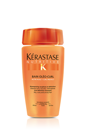 bain oleo curl 250 ml