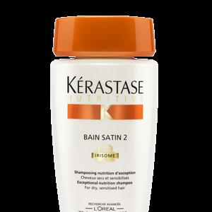 Bain Satin 2 Irisome 250 ml