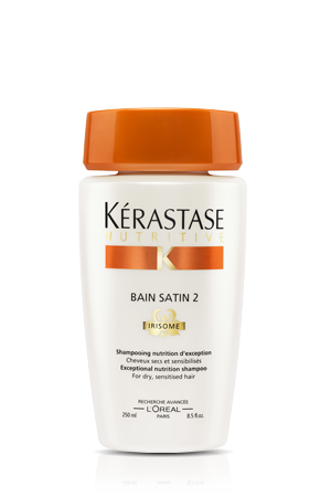 Bain Satin 2 Irisome 250 ml