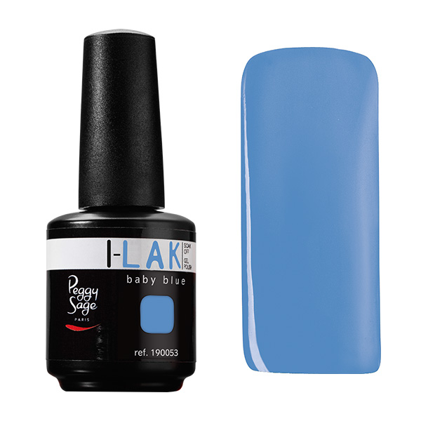 I-LAK color Baby blue 15 ml