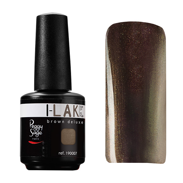 I-LAK color Brown deluxe 15 ml