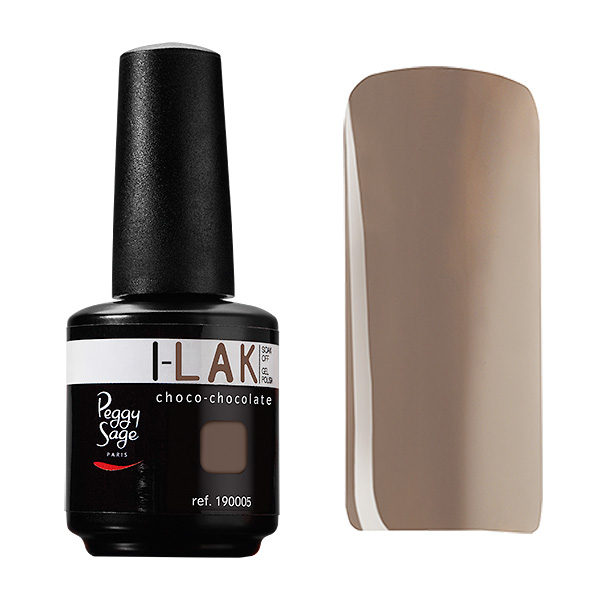 I-LAK color Choco-chocolate 15 ml
