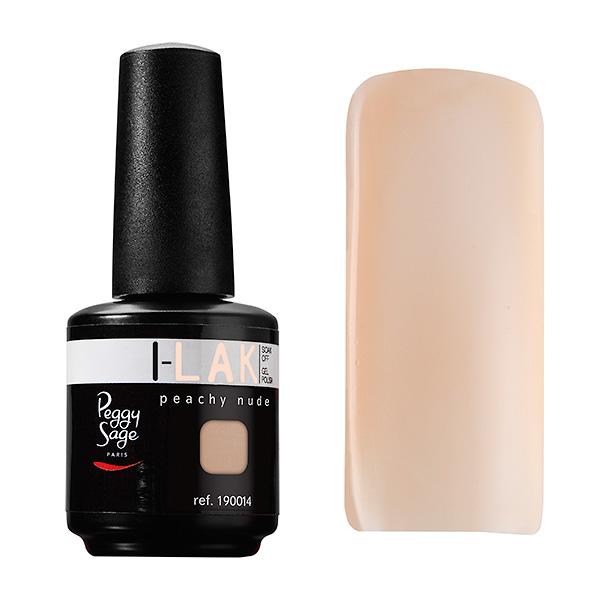 I-LAK color Peachy nude 15 ml