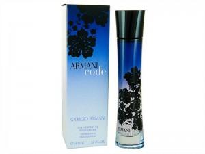 Armani Code donna 75 ml