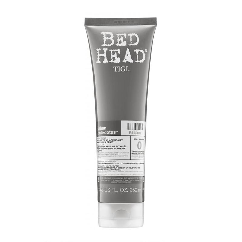 Reboot shampoo TIGI 250 ml